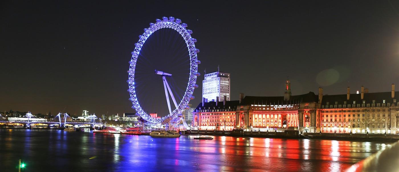 London eye speed dating
