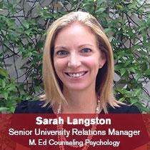 Sarah Langston