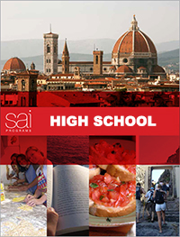 SAI High School Brochure
