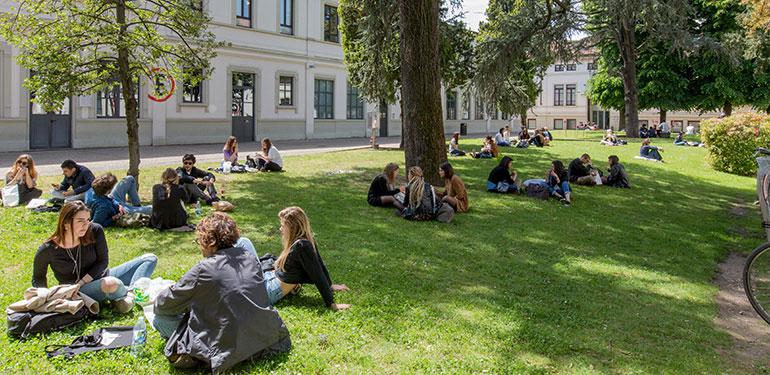 Study abroad at nuova accademia di belle arti naba sai for Scuola naba milano