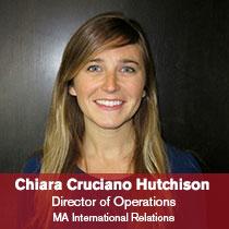 Chiara Cruciano Hutchison