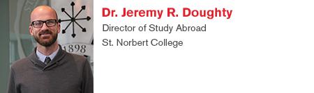 Dr. Jeremy R. Doughty