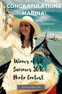 Marina, Photo Contest Summer 16
