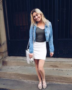 Emily D - Fall 2016 Blogger