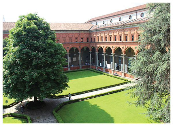 Cattolica in Milan