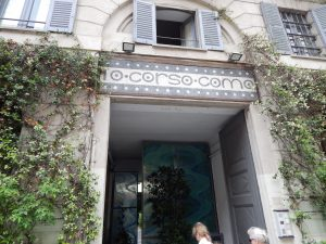 Shemaia Finden, Milan, Summer 17