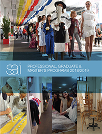 Professional, Gradiate & Masters's programs brochure