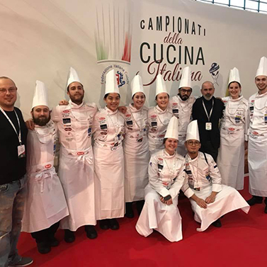 Studying Culinary Arts in Europe