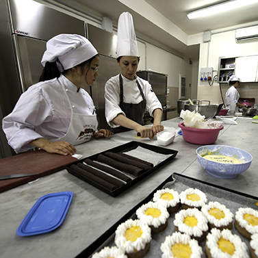 Culinary Arts: Chef Training, Baking and Pastry