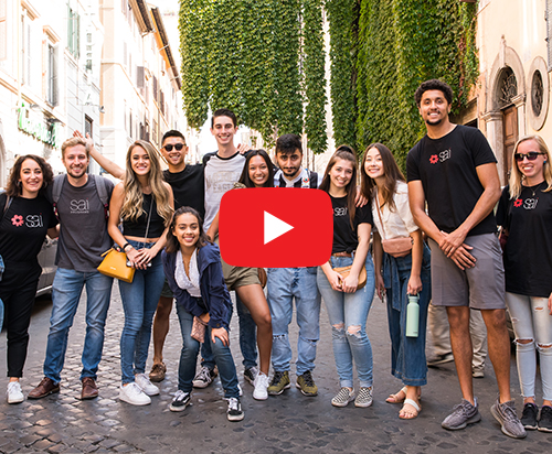 Study Abroad with SAI video