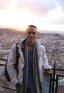 Top of the Duomo!