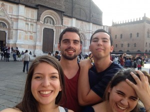 Looking back on my semester in Sorrento, and having just celebrated Thanksgiving here with all of my awesome new friends (American and Italian), I feel the need to say that I am incredibly thankful for having been able to come here and have this truly amazing experience. But, before coming, I can honestly say I really had no idea what I was getting myself into. Apart from the last name of my host family and the fact that they didn't have any pets, I didn't know much else about them. My family turned out to be the sweetest group of people I think I could have found here, and even their cat, Pimpi, (yes, turns out there was a pet) has grown accustomed to my presence. With them I have been lucky enough to experience genuine Southern Italian culture this semester and have had some truly unique experiences. I have gone to a University in Naples with my host sister to sit-in on a Russian lecture with her class, I have played the traditional Neopolitan game of Tombola with Italians (and won 3 euros!), I was here to celebrate the 18th birthday of my host sister (the most important birthdays for Italians), and I was even invited to travel to Paris with my host-siblings for a weekend. I could go on forever talking about my experience with my host family because they have made my time here so much better and taught me so much about their way of life. I know that it's going to be incredibly hard to leave them. Luckily we still have a couple of weeks left together before I have to go back to my American home. Even though I'll be leaving them, I'll be taking everything that they've taught me home with me. I plan to continue my daily consumption of coffee, I will never look at pasta and pizza the same way, I will talk with my hands way too much, and I will probably keep spending and excessive amount of time eating meals, as is the norm here. Looking back on the goals I set for myself in the first blog entry, I feel like I've made good on all three. Speaking Italian to Italians when you're not a native is not an easy feat and it's easy to get intimidated; especially on the rare occasion of attempting something in Italian and getting a blank stare in return. But, I've gotten over this for the most part, and really have tried to using my Italian as much as possible. As for the second goal of not being lazy and trying to learn as much as possible, I tried my best to go out of my way to try new things and I'm happy with my efforts. But, as always, it's impossible to see everything and do everything, but all the more reason to return one day. And lastly, I have definitely reached, if not surpassed, my goal of eating all the food. It might be safe to say that all the pizza, pasta, cheese, sausage, gelato, pastries, bread, and other delicious Italian foods that I have had in the last three months will be enough to satiate my Italian cravings for a couple of years, but that's probably not true because pizza always sounds like a good idea. Thus, I plan to up my cooking game and learn to make the delicious foods I've enjoyed while being here. Finally, I would like to say that I am also very thankful for my experience at Sant'Anna Institute. Everyone at the school was fantastic all semester and the friends I made here, American and Italian, have made this whole experience unforgettable. I really encourage everyone to seize the opportunity to study abroad while it's still feasible. It's not every day that you can just pick up and move to a foreign country for four months and have the experience of a lifetime.