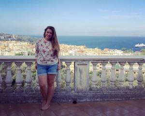 Claire M - Sorrento - Fall 15