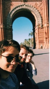 Cristian - barcelona - spring 16