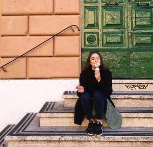 Talia L - Barcelona - Spring 16