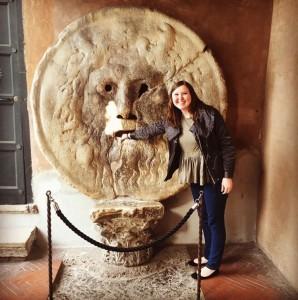 Melissa S - Spring 16 - Rome