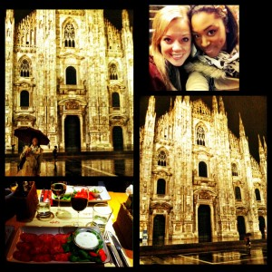 Milan day 1 blog photo