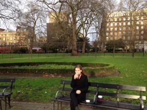 Tori - Spring 16 - London