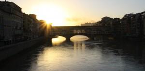 Sunrise from Trinita
